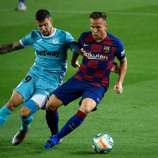 Arthur Melo neće još dugo nositi dres Barcelone
