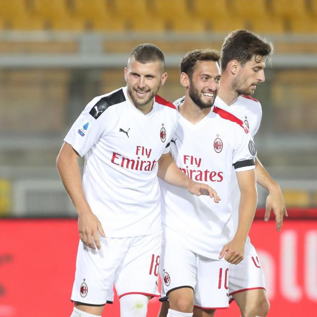 Ante Rebić slavi svoj posljednji gol