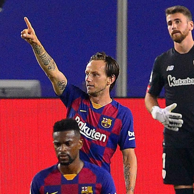 Ivan Rakitić zabio je gol