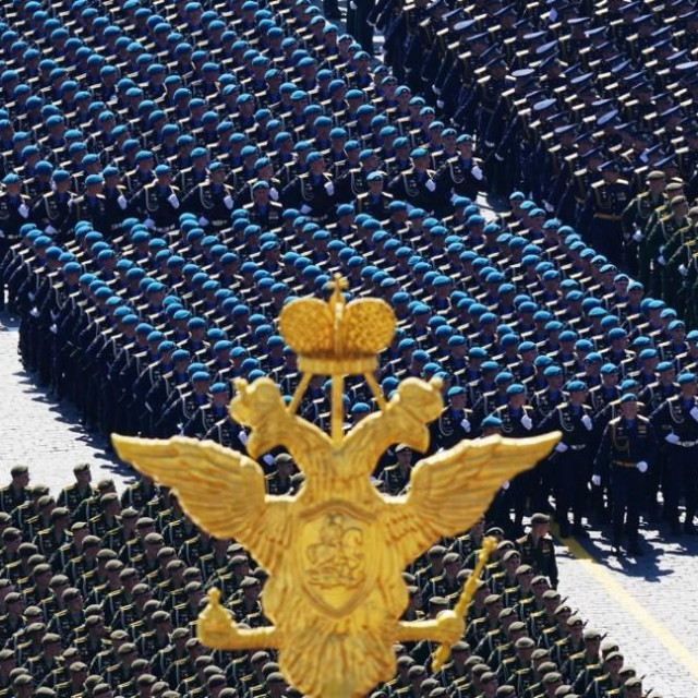 Vojna parada u Moskvi