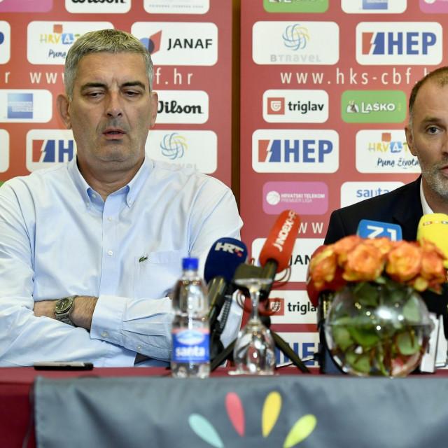 Stojko Vranković i Veljko Mršić