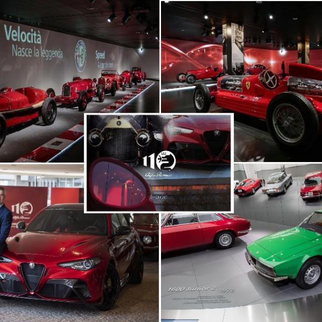 Alfa Romeo muzej u Areseu