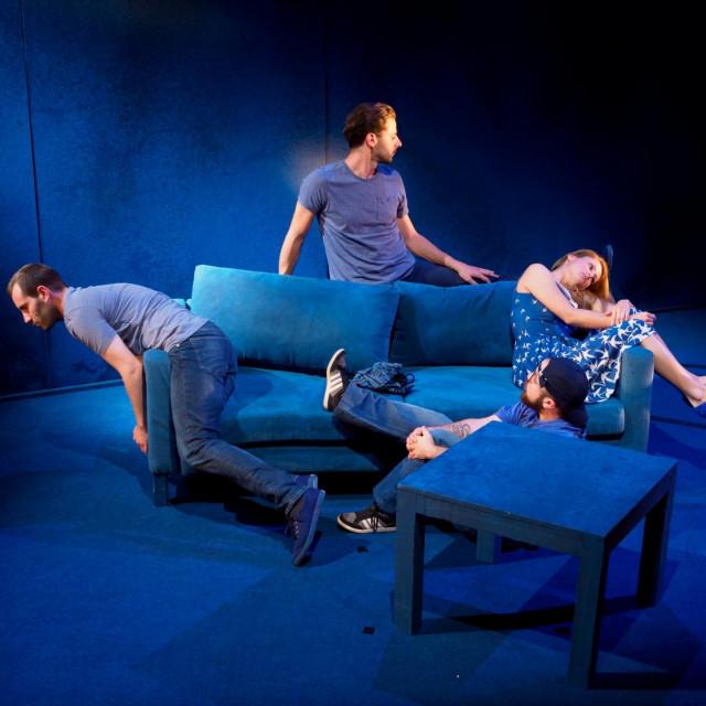 predstava 'Dobro je ništa' Teatra &TD