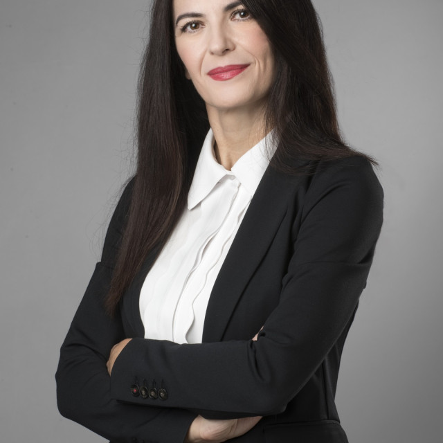 Višnja Božinović, članica Uprave RBA