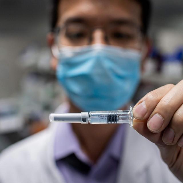 Laboratorij Sinovac Biotecha u Pekingu