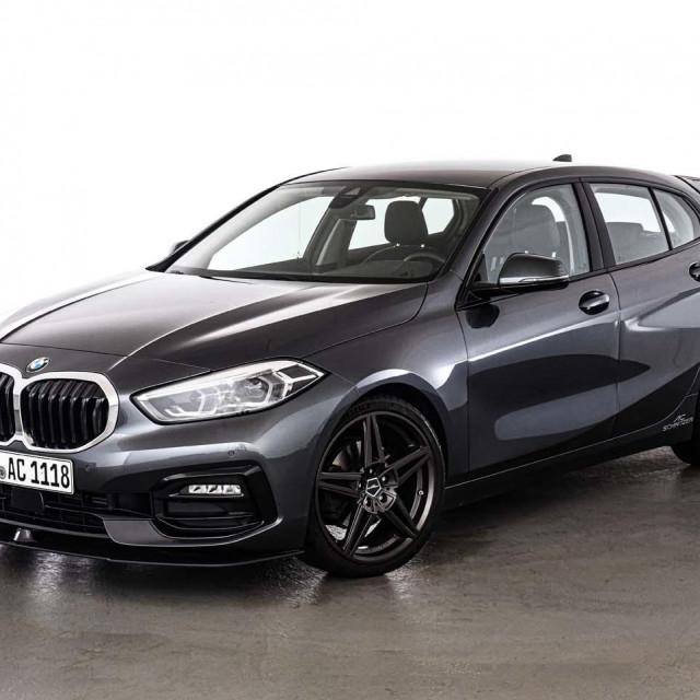 BMW 1 tuning