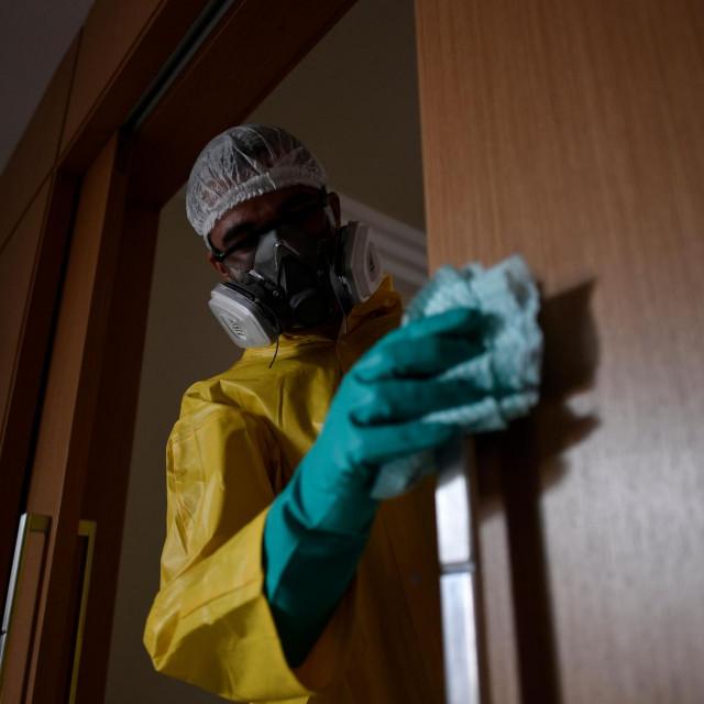 Dezinfekcija kuće u Brazilu