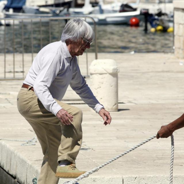 <br /> Bernie Ecclestone