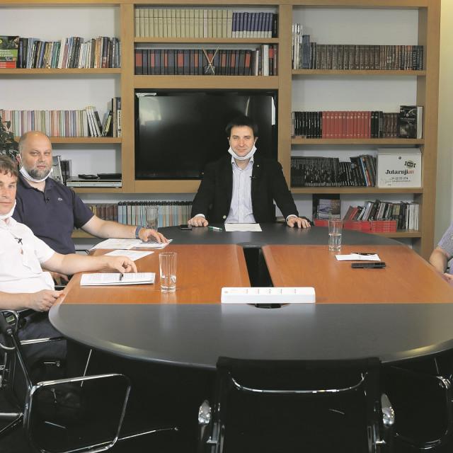 Panel Hanza Hub-a o e-mobilnost