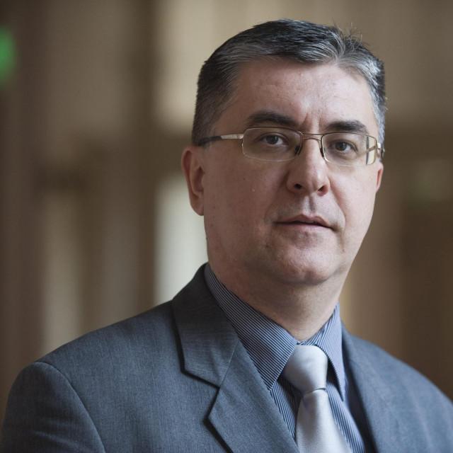 Glasnogovornik i član DIP-a Slaven Hojski / arhivska fotografija