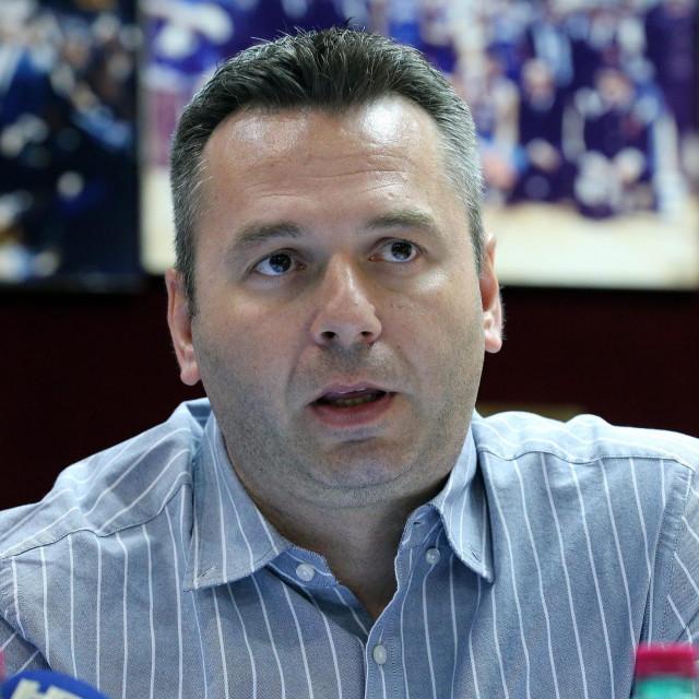 Bit će to posljednja sjednica na kojoj će <strong>Domagoj Čavlović</strong>, direktor Cibone, vršiti dužnost predsjednika