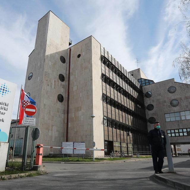 Klinički bolnički centar Osijek, ilustracija