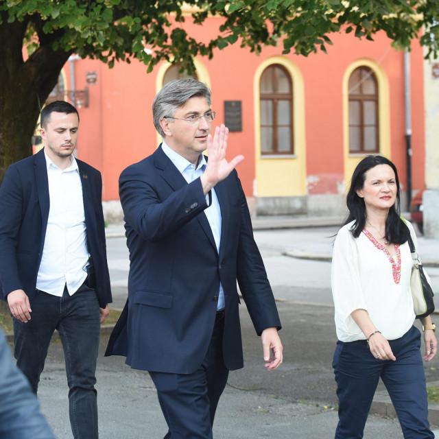 Predsjednik HDZ-a Andrej Plenković