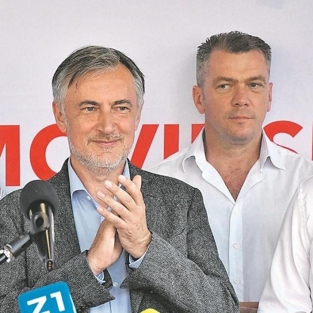 Miroslav Škoro i Martin Kordić