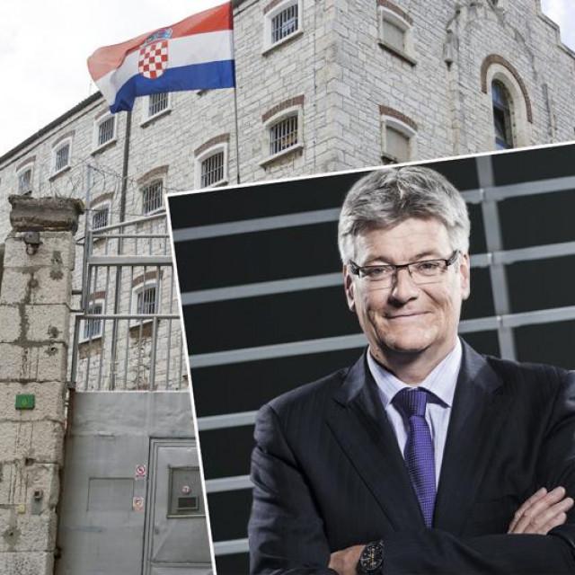 Axel Esier i zatvor u Puli