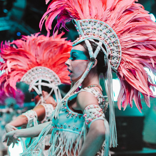 Plesačica na Zrću