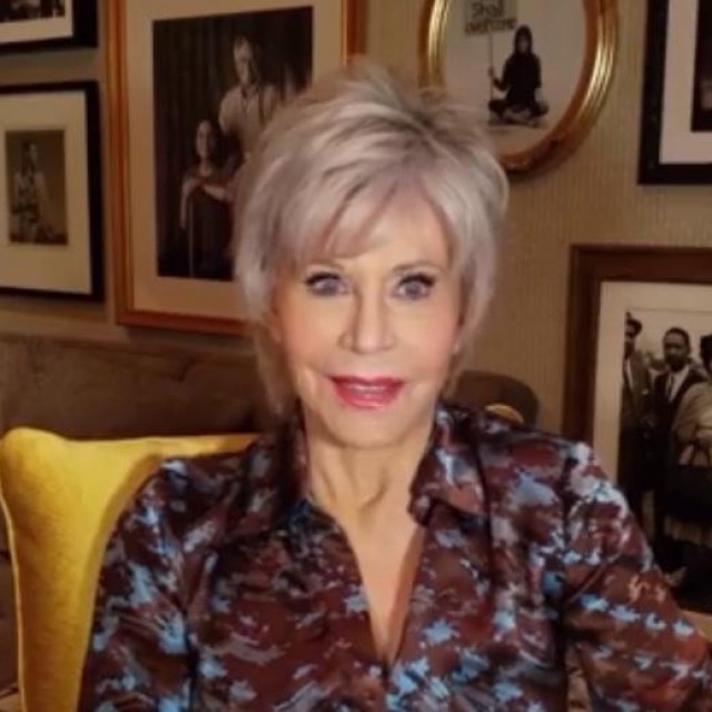 Jane Fonda podržala Možemo