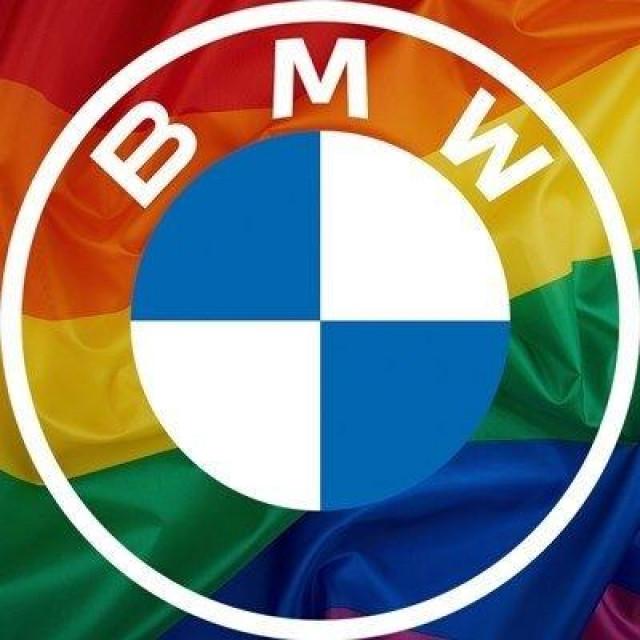 BMW novi logo za društvene mreže