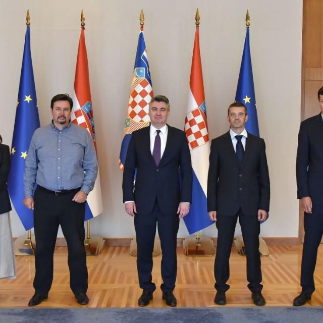 Zoran Milanović s Udrugom Glas poduzetnika