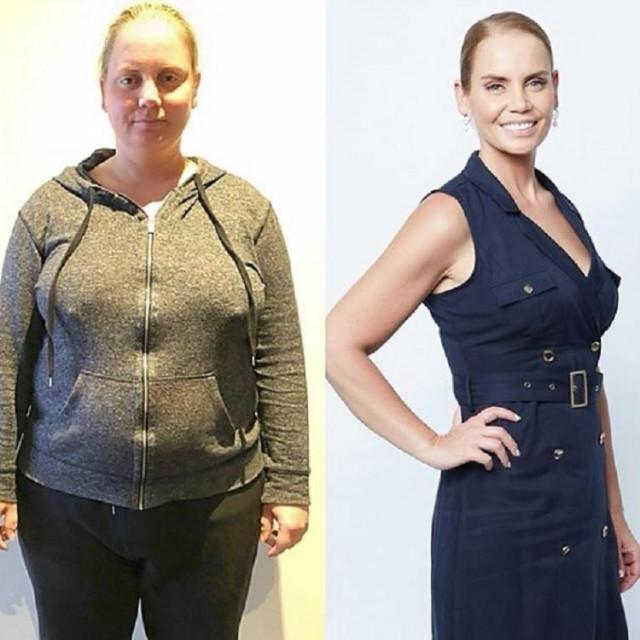 Jelena Dokić u godinu i pol dana smršavila je 53 kilograma