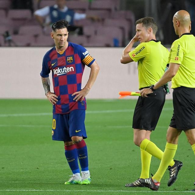 Messi je jedan zabio iz penala, ali suci su i gostima dali šansu...