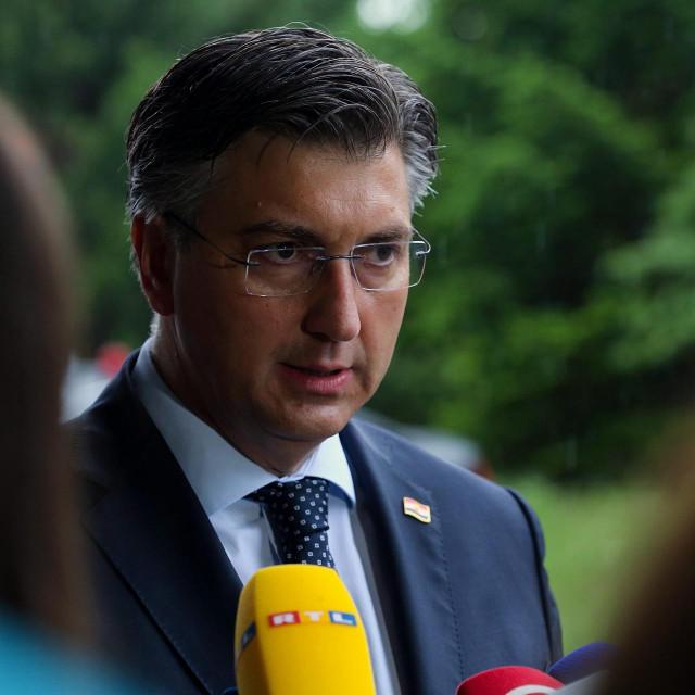 Andrej Plenković<br />
