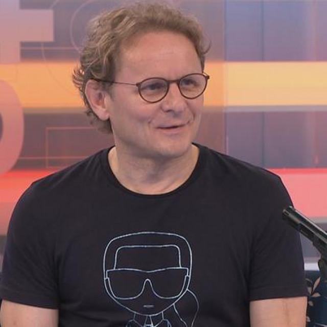 Ivan Đikić u emisiji HTV-a 'Dobro jutro, Hrvatska'