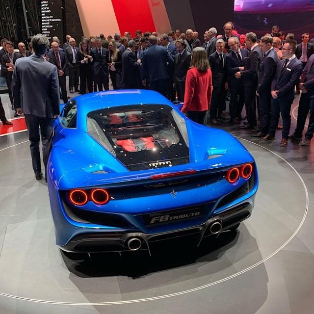Salon automobila u Ženevi