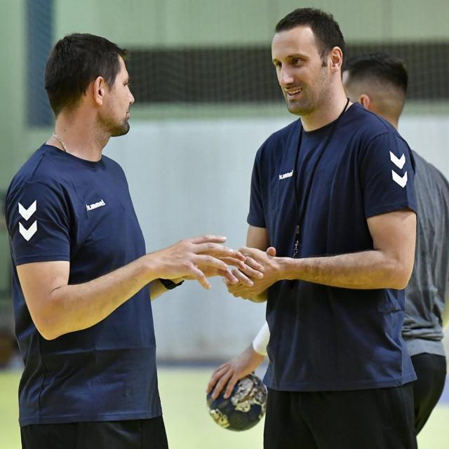 Denis Špoljarić i Igor Vori