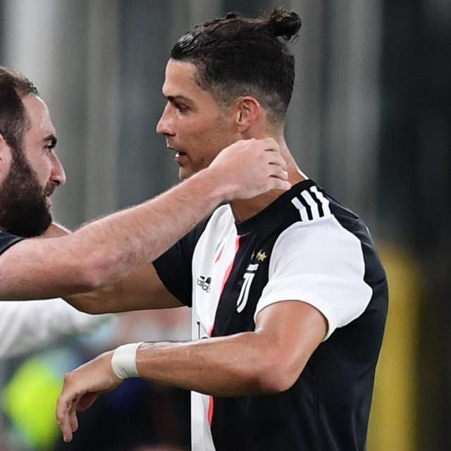 Ronaldo i Higuain