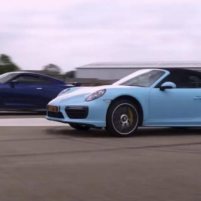 Porsche vs. Nissan