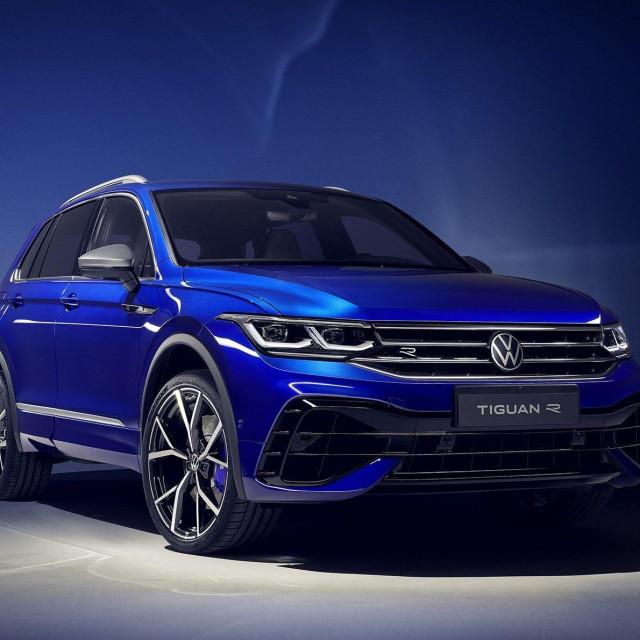 VW Tiguan 2020.
