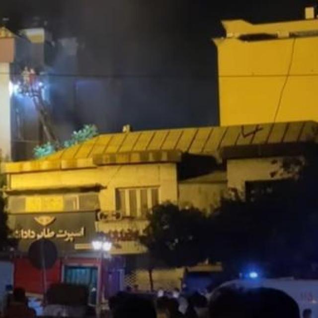 Eksplozija u Teheranu