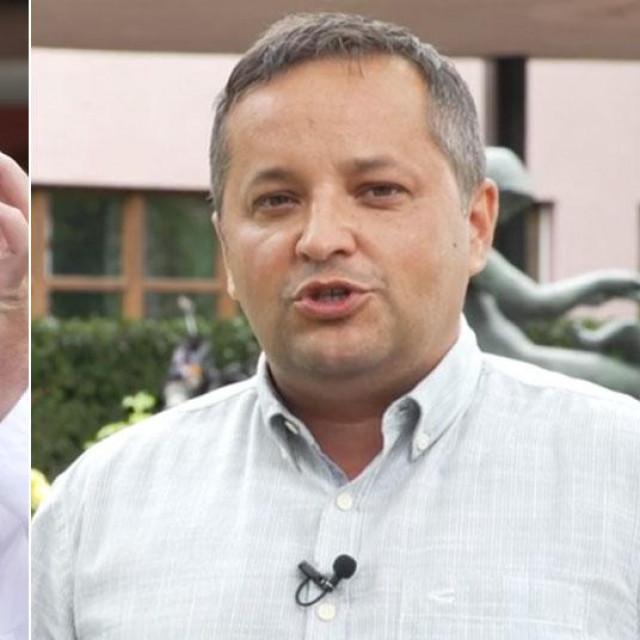 Bruno Cvetković i Branko Kolarić