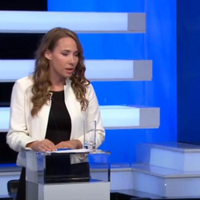 Marija Selak Raspudić i Tomislav Tomašević