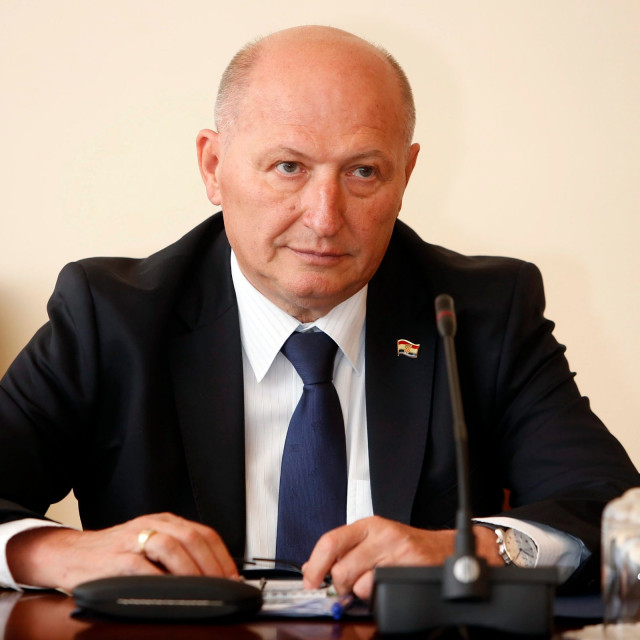 Court president Miroslav Separovic