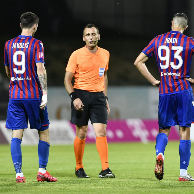 Igrači Hajduka nisu upisali bodove niti u Velikoj Gorici