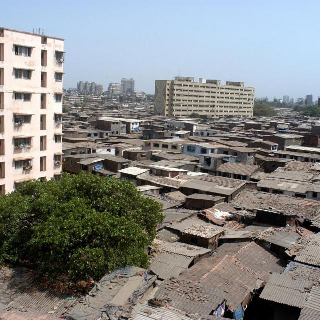 Slum u Mumbaiju