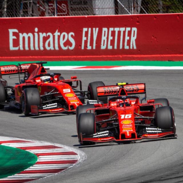 F1 Scuderia Ferrari