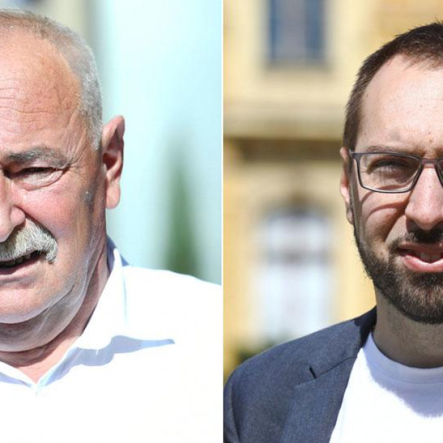 Smiljan Tomašević, Tomislav Tomašević