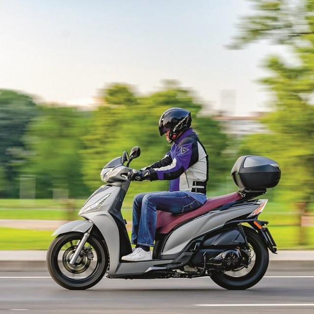 Kymco Peoples 300 2020.