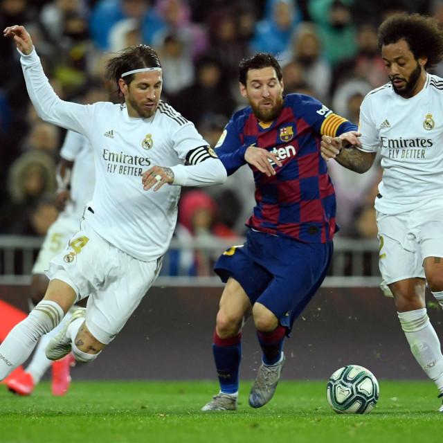 Ramos je u ovome trenutku puno bliži naslovu od Messija