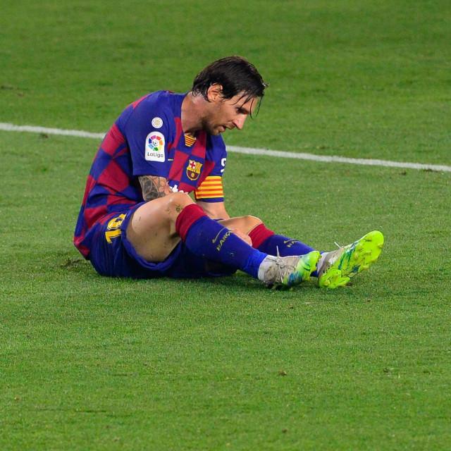 Lionel Messi treba promjenu, prema španjolskim medijima