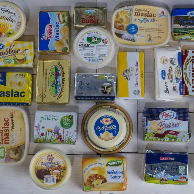 Testiranje maslaca