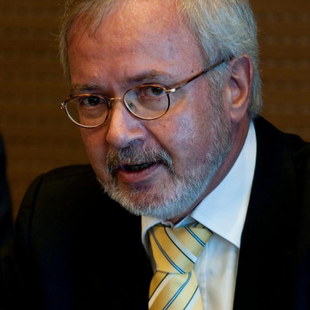 Werner Hoyer, predsjednik Europske investicijske banke