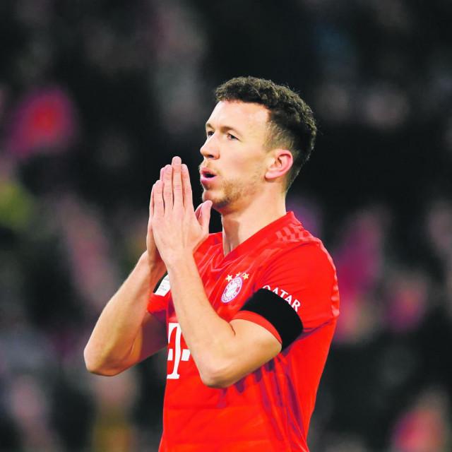 Ivan Perišić ostaje vjeran crvenom dresu još najmanje dva mjeseca