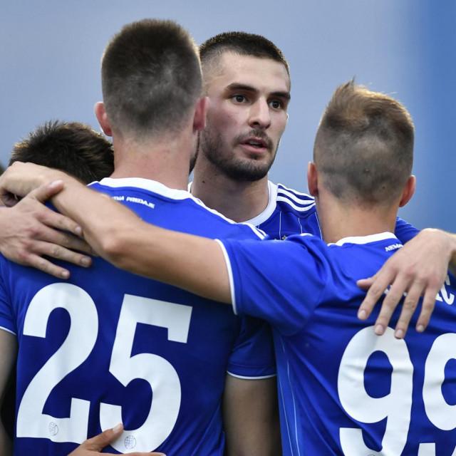 Dinamo je slavio u zadnjem kolu