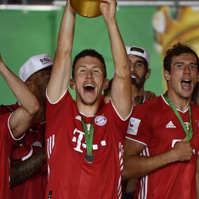 Ivan Perišić s Bayernom osvojio Kup