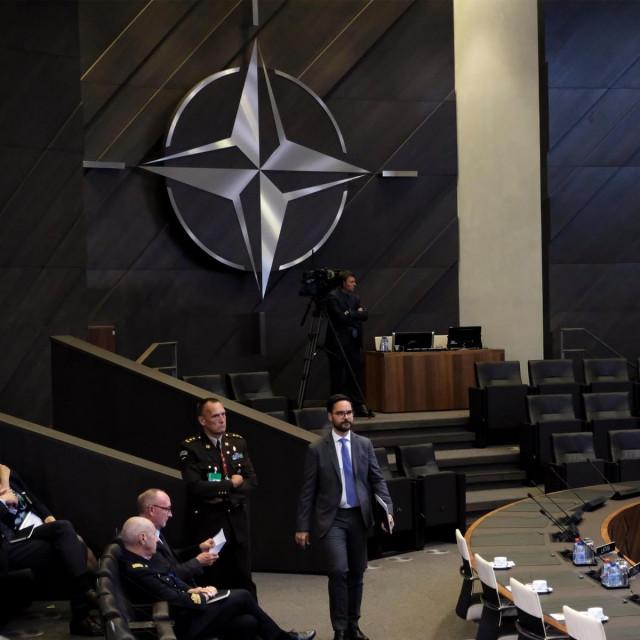 sjedište NATO-a u Bruxellesu u Belgiji
