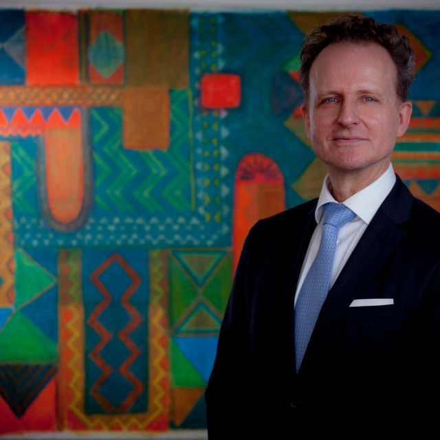 Njemački ambasador u Hrvatskoj Robert Klinke
